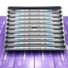 ปากกาสี 2 หัว ZIG CLEAN COLOR F No.036 - Light Blue