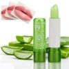 Soothing Gel Aloe Vera 99% Lipstick ลิปมันว่านหางจระเข้ ปรับสีริมฝีปากอมชมพู เนียนนุ่ม โปรฯ พิเศษ