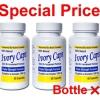 (3 ขวด 2650) Ivory Caps 1500 mg Glutathione Complex 60 เม็ด ผิวขาวใส รวดเร็วทันใจ กลูต้าไธโอนแบบเม็ดที่ดีที่สุด คุณภาพพรีเมี่ยมมาตรฐาน อย. จากUSA