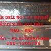Keyboard DELL Inspiron N5110 ของแท้ ประกันศูนย์ DELL