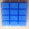 แม่พิมพ์ รูปสี่เหลี่ยมผืืนผ้า 130g 12ช่อง 5*7.8*3cm