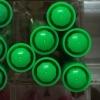ปากกาไฮไลท์ Monami Colorful Day - No.07 Green