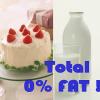 หมั่น ออกกำลังกาย และทานแต่ของที่มีไขมัน 0% ผอมแน่ จริงหรือ ?