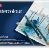 สีไม้ระบายนํ้า DERWENT Watercolour - 72 colours