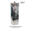 9085 ถ้วยรางวัล ดาว STAR Crystal Award & Premium