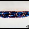 กันร้อนท่อ wave110 i รุ่นใหม่ล่าสุด สีน้ำเงินลาย
