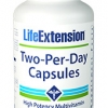 Life Extension Two-Per-Day Tablets 120 Veggie Tabs ราคา 1,290 บาท/กระปุก