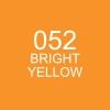 ปากกาพู่กัน ZIG CLEAN COLOR Real Brush - 052 Bright Yellow