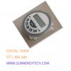 Digital Timer(นาฬิกาตั้งเวลา) แบบ DTT ขนาด 16A 24V