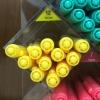 ปากกาสี 2 หัว Monami Live Color No.12 - Yellow