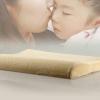 หมอนทรงคลื่น (PL-015) หมอนทรงคลื่นสำหรับเด็กอายุ 4-12 (Kid Pillow ) สีแทน