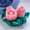 แม่พิมพ์ รูปดอกไม้ 3D 125g