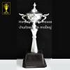 S-012 ถ้วยรางวัลโลหะสีเงินแวว SILVER CUP