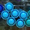 ปากกาไฮไลท์ Monami Colorful Day - No.11 Sky Blue