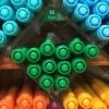 ปากกาสี 2 หัว Monami Live Color No.16 - Green