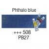 Van Gogh Watercolor 10 mL - 508 Phthalo Blue