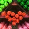 ปากกาสี 2 หัว Monami Live Color No.09 - Deep Orange