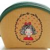Green Life Purse กระเป๋าทรงครึ่งวงกลม ใส่ของกระจุ๊กกระจิ๊ก สีครีม