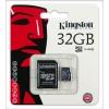 ไมโคร sd card kingston 32GB Class 4 ราคา 410 บาท