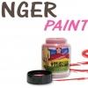 สีฟิงเกอร์เพนท์ Sakura Finger Paint