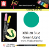 XBR-28 Blue Green Light - SAKURA Koi Brush Pen