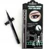 Odbo Flexible Brush Pen Eyeliner โอดีบีโอ เฟล็กซิเบิล บลัช เพ็น อายไลเนอร์ (No.OD318) ลดกระหน่ำ 50%