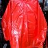 เสื้อฝนปันโจ ผ้ามุกอย่างหนา แขนจั๊ม แบบเสื้อ+กางเกง (แขนจั๊ม)