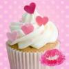 หัวน้ำหอมทำลิป กลิ่น Buttercream cupcake 1 oz