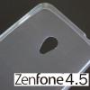 เคสยาง Zenfone 4.5 ของ Joolzz Crystal - สีใส