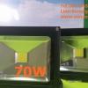 หลอดไฟ LED-FL ขนาด 70W 220V 6000K(3y warranty)TPT