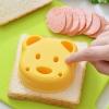 D.I.Y Bear Sandwich Mold พิมพ์กดขนมปัง รูปหน้าน้องหมี