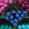 ปากกาสี 2 หัว Monami Live Color No.26 - Blue Celeste