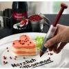 ที่ดูดช็อคโกแลต, ครีม สำหรับแต่งหน้าขนม ,คุ้กกี้, เค้ก