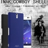 เคส Xperia C5 Ultra ของ IMAK Cowboy Frosted Hard Case