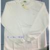 ชุดอุ่นตราพริก Chilly สีขาว