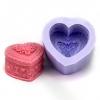 แม่พิมพ์ซิลิโคน รูปหัวใจ 90g