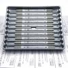 ปากกาสี 2 หัว ZIG CLEAN COLOR F - Chalk Pastel Gray