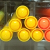 ปากกาไฮไลท์ Monami Colorful Day - No.05 Yellow Gold