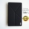 เคสฝาพับ Samsung Galaxy Tab S 8.4 ของ FeATHER Case - สีดำ