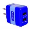 หัวชาร์จไฟ Powermax Dual Adapter 3100mAh