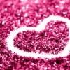 glitter สีชมพูบานเย็น 50g 001004*