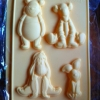 แม่พิมพ์ซิลิโคน รูปหมีพูห์