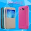 เคสฝาพับ Samsung Galaxy A8 ของ Nillkin Sparkle Leather Case