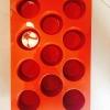 แม่พิมพ์ซิลิโคนวงกลม 11 ช่อง 55 g