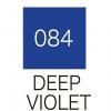 ปากกาสี 2 หัว ZIG CLEAN COLOR No.084 - Deep Violet