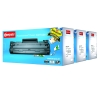 ตลับหมึกเลเซอร์(Toner Cartridge) คอมพิวท์ For Fuji Xerox CT202329, CT202330/ M225, P225, M265, P265 (แพ็ค 3 ตลับ)