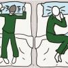5 ท่านอนนี้ อาจทำให้คุณปวดหลัง ปวดตัว อย่างไม่รู้สาเหตุ ก็ได้นะค่ะ