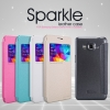เคสฝาพับ Samsung Galaxy Grand Prime ของ Nillkin Sparkle Leather Case