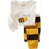 ชุดนอนลายผึ้ง 7Y