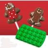 แม่พิมพ์ รูป gingerbread man 24 ชอง4.3x5x1.7cm